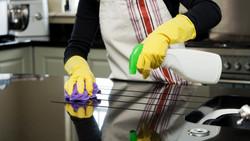 keuken cleaning