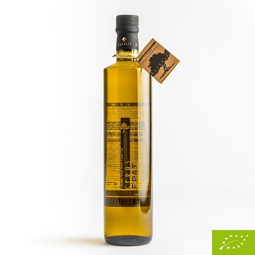 GERAS Organic Extra Virgin Olive Oil 750ml
