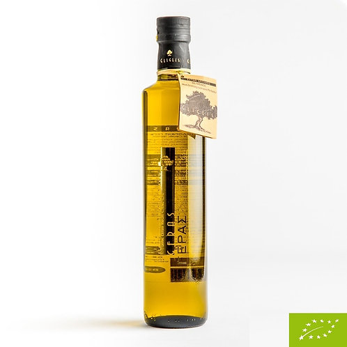 GERAS Organic Extra Virgin Olive Oil 500ml