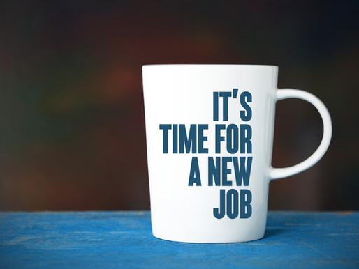 Neuer Job - neues Abenteuer! Jobwechsel erfolgreich meistern.