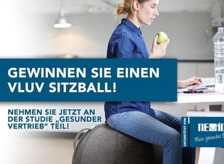 Gewinnen Sie einen VLUV Sitzball!