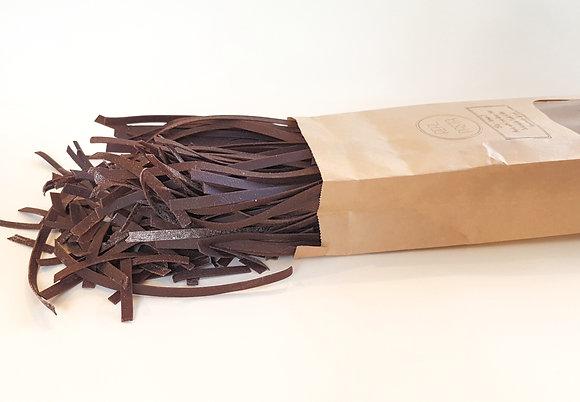 Chocolate Fettuccine