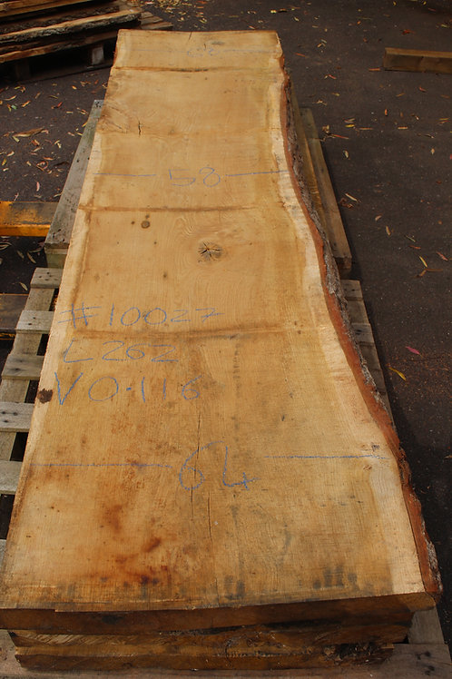 70mm English air dried oak (#10027)
