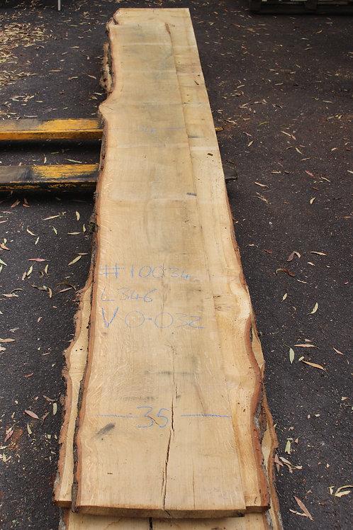 27mm English air dried oak (#10034)