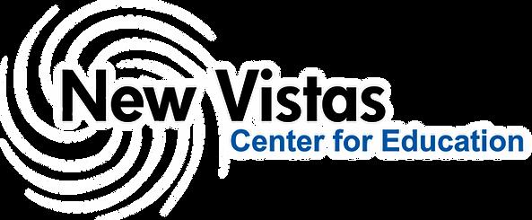New Vistas Center for Education Logo