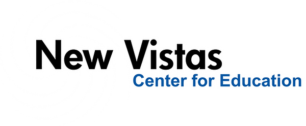 New Vistas Center for Education Logo