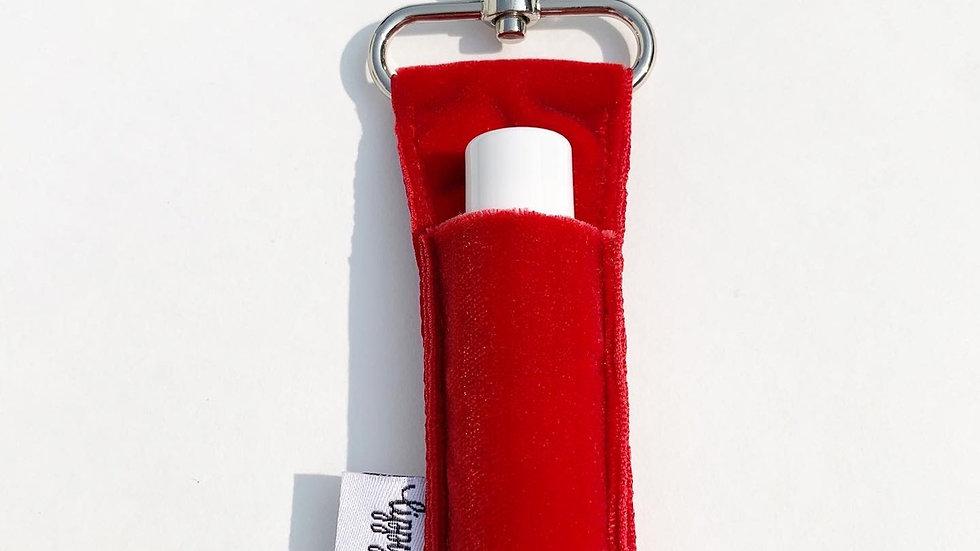 Limited Eddition Red Velvet LippyClip Lip Balm Holder
