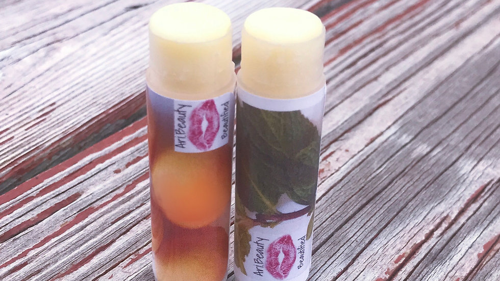 Peppermint and Lemon Duo Set