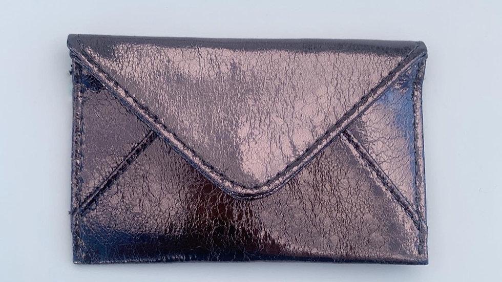 Leatherette Envelope Card Holder
