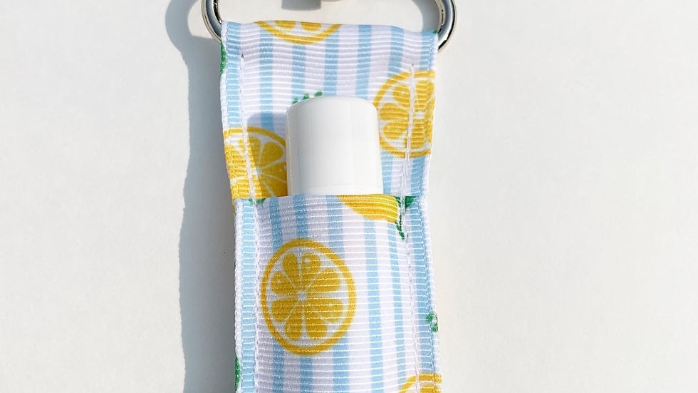 Lemon Love LippyClip Lip Balm Holder