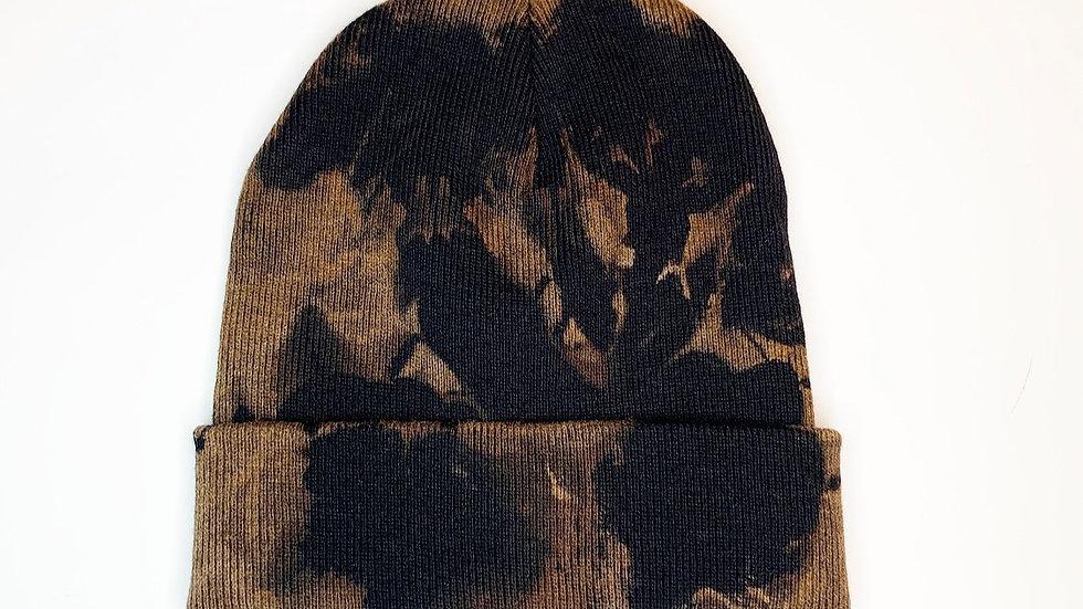 Unisex Tie Dyed Beanie