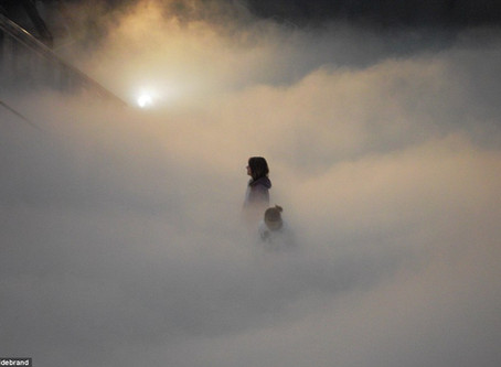 My Walk Through The Fog(Gaslighting)
