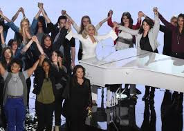 "Watch ""Lady Gaga performs Oscars 2016 'Til It Happens to You 28/feb/2016"" on YouTu"