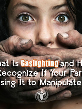 Are You A Victim of Gaslighting??