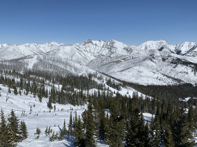 The Rockie Mountain Front