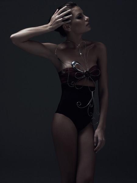 Annelyse Schoenberger por Dudu Lima e Marco Mendez