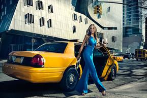 Sarah Jessica Parker para Maria Valentina