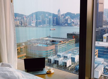 How to ensure a great night's sleep when traveling on business