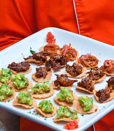 Mexican Appetizer Catering