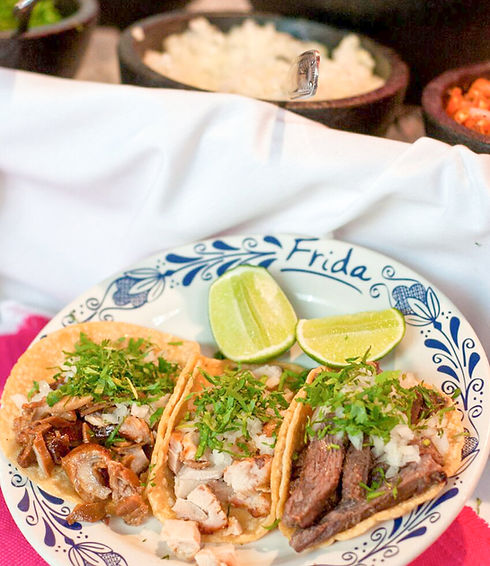 Frida Catering Taco Catering Service