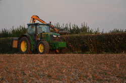 6140R Contract Hedge Cutting
