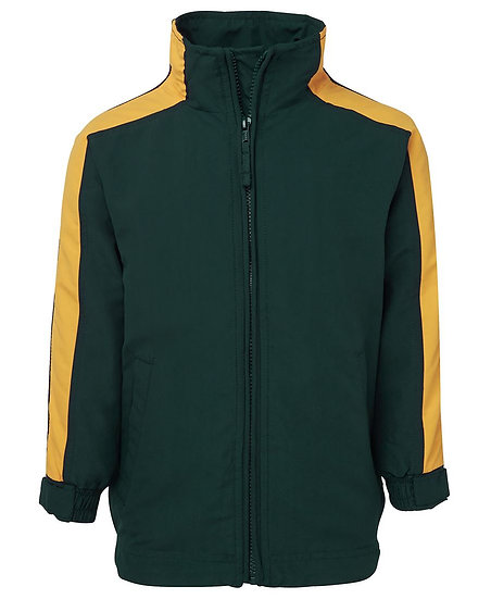 KIDS WARM UP JACKET