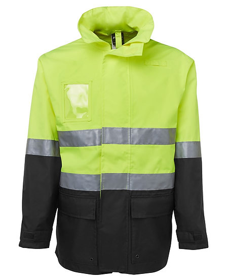 HI VIS ( D+N ) LONG LINE JACKET