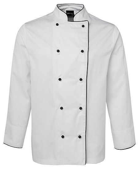 L/S CHEF'S JACKET
