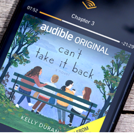 Book Review : Can't Take It Back by Kelly Duran