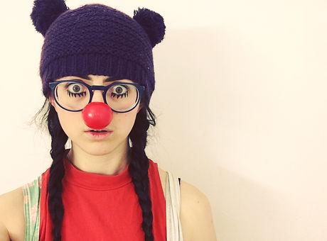 Lets clown around