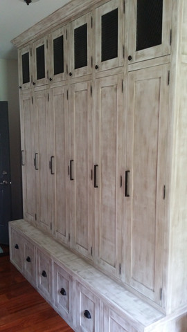 Custom Lockers