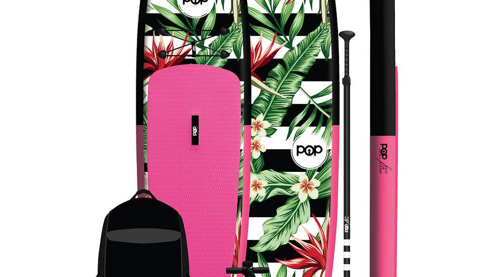 Royal Hawaiian – Pink/Black