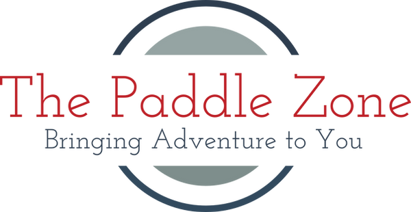 The Paddle Zone logo