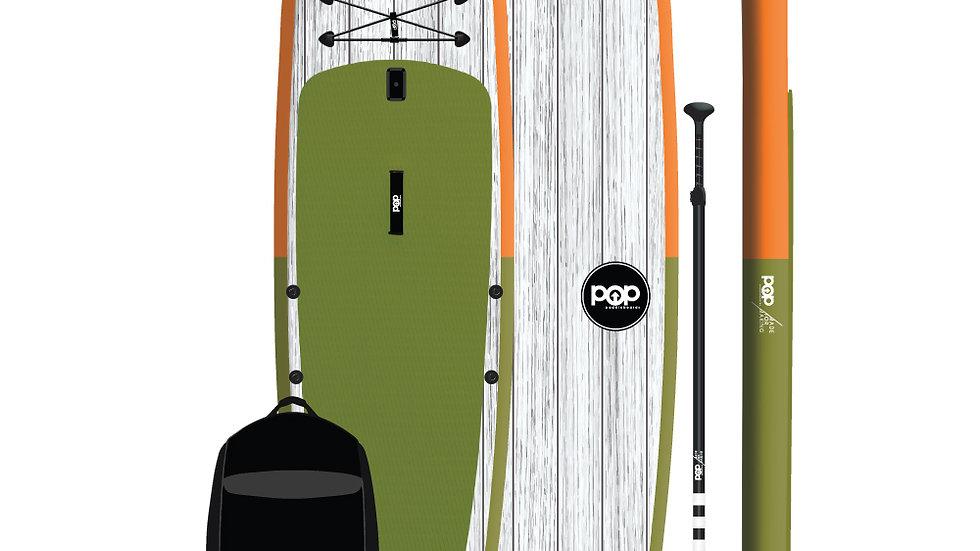 El Capitan – Green/Orange