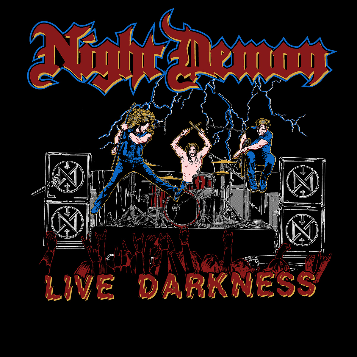 Night Demon Live Darkness