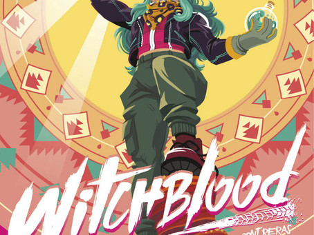 Interview with Lisa Sterle & Matthew Erman, Co-Creators of WITCHBLOOD, from Vault Comics