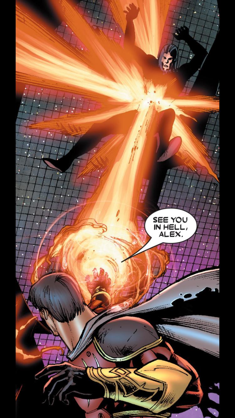Uncanny X-Men: Rise & Fall of the Shi'ar Empire, Marvel Comics, Brubaker/Henry/Tan