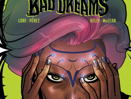 QUEEN OF BAD DREAMS, ISSUE #2