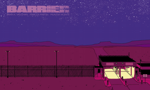 Barrier #1, cover, Panel Syndicate, Vaughan/Martín