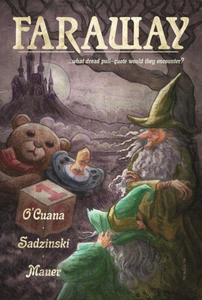 Faraway, cover, self-published, O'Cuana/Sadzinski