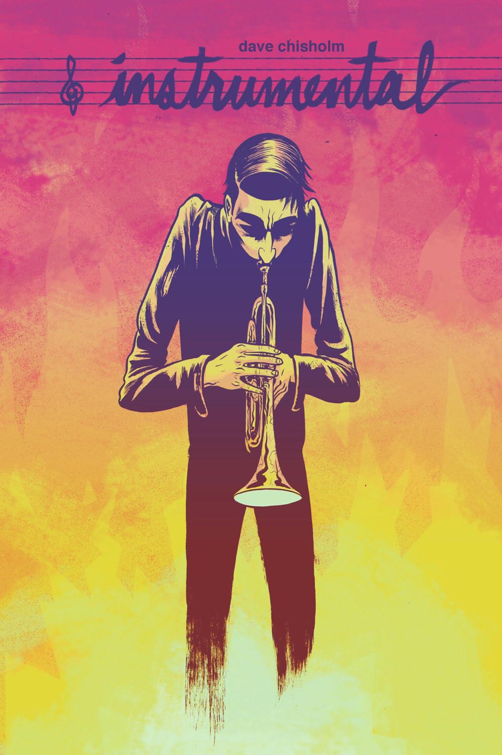 Instrumental, cover, Z2 Comics, Chisholm