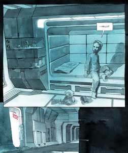 Descender, Vol. 1 (tpb), page 17, Image, Lemire/Nguyen