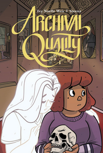 Archival Quality (tpb), cover, Oni Press, Weir/Steenz