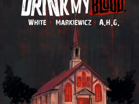 EAT MY FLESH, DRINK MY BLOOD - An Interview with FRANKEE WHITE, ADAM MARKIEWICZ, and A.H.G.