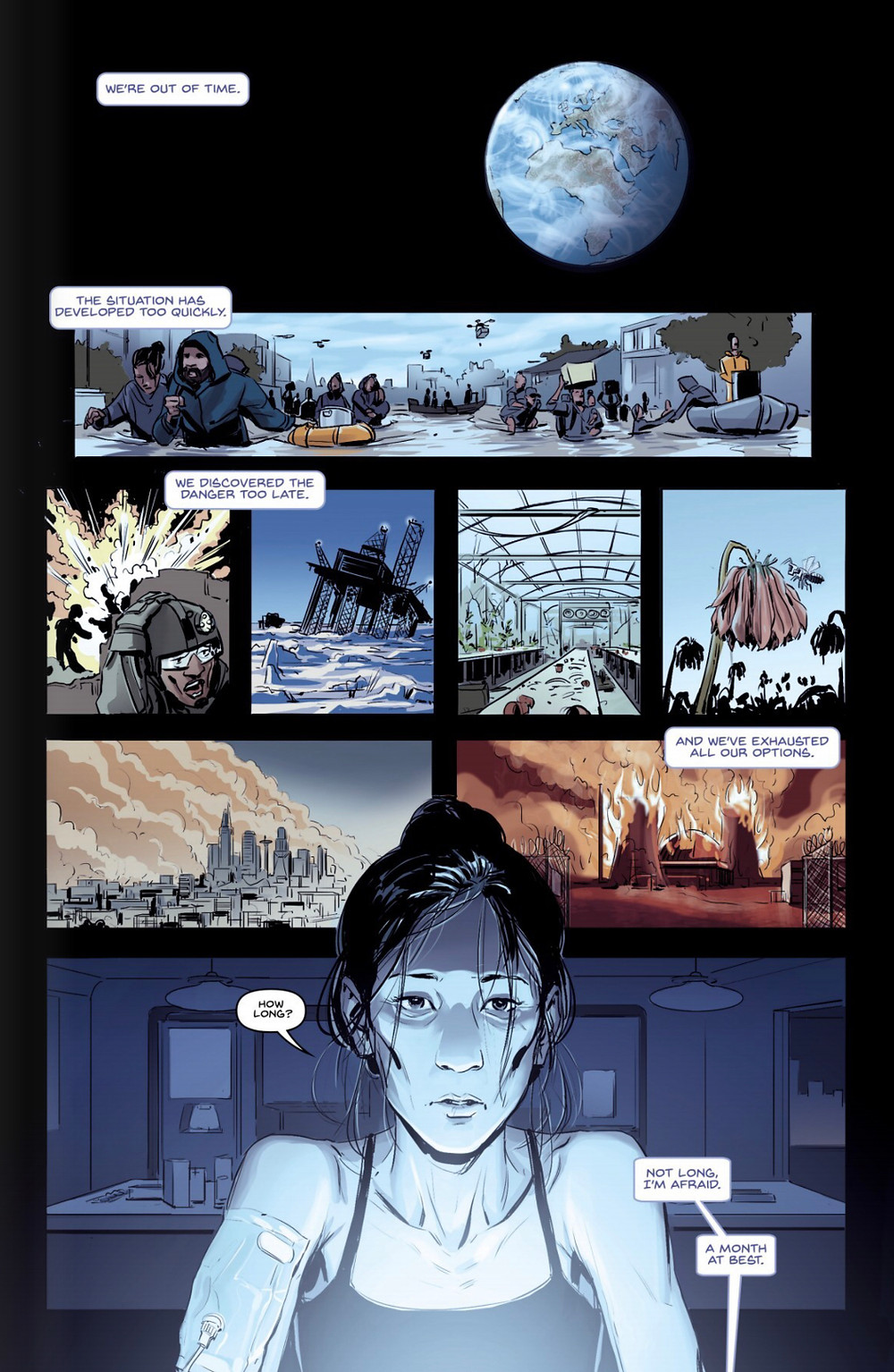 Future, page 3, self-published through Unbound Publishing, Woodman/Smissen