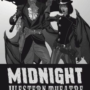 MIDNIGHT WESTERN THEATRE, ISSUE #1