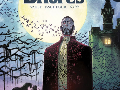 THESE SAVAGE SHORES, ISSUE #4