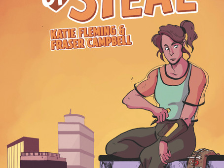 HEART OF STEAL, ISSUE #1