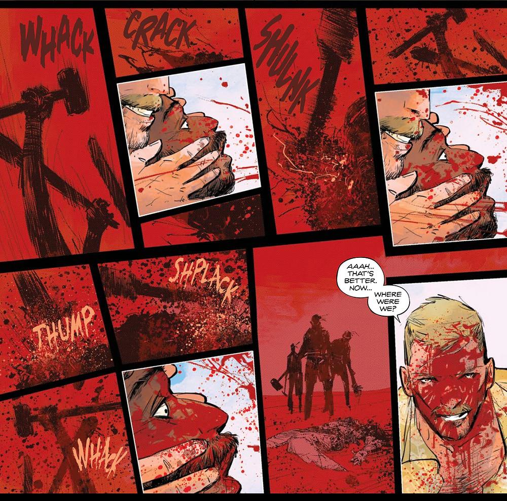Resonant, issue #4, Vault Comics, Andry/Aragón