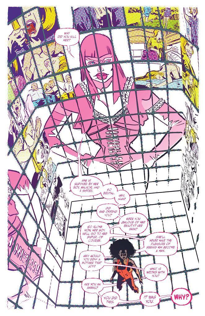 Bitch Planet, Vol. 1 (tpb), pg. 41, Image Comics, DeConnick/De Landro/Wilson IV